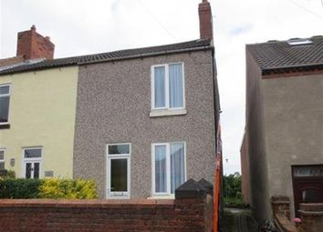 Thumbnail 2 bed semi-detached house to rent in Waingroves, Ripley