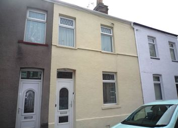 Thumbnail 2 bedroom terraced house to rent in Gwenllian Street, Barry, Vale Of Glamorgan
