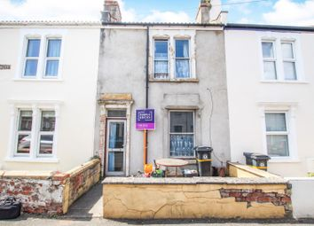 Thumbnail 2 bed terraced house for sale in Beaufort Street, Bedminster