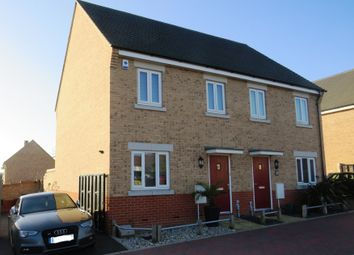 Thumbnail 2 bed semi-detached house for sale in Richmond Road, Colchester