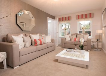 "Thumbnail 3 bed detached house for sale in ""Morpeth 2"" at Filter Bed Way, Sandbach"