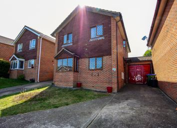 Thumbnail 4 bed link-detached house for sale in Heathdown Close, Peacehaven
