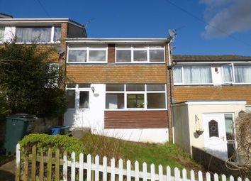Thumbnail 3 bedroom terraced house to rent in Beverley Gardens, Ashburton, Newton Abbot