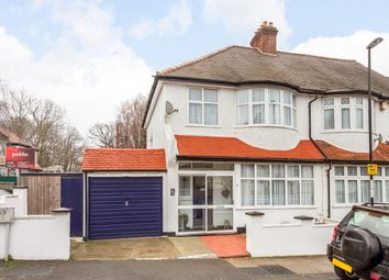 Thumbnail 3 bed end terrace house for sale in Holmesley Road, London