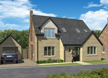Thumbnail 3 bed detached house for sale in Pennine Walk, Worsbrough, Barnsley