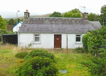 Thumbnail 1 bed cottage for sale in Drumburn Road, Muckhart, Dollar