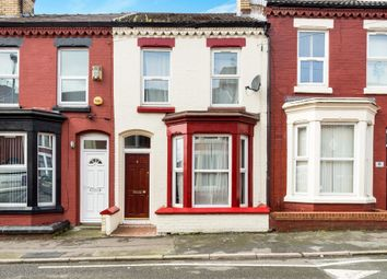 Thumbnail 2 bedroom terraced house for sale in Cameron Street, Liverpool