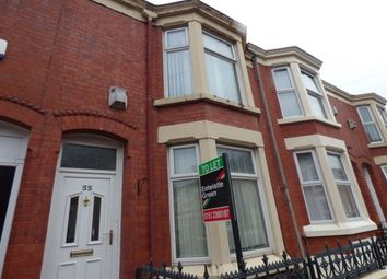 Thumbnail 3 bed terraced house to rent in Empress Road, Kensington, Liverpool