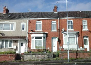 Thumbnail 3 bed terraced house for sale in Prince Of Wales Road, Swansea