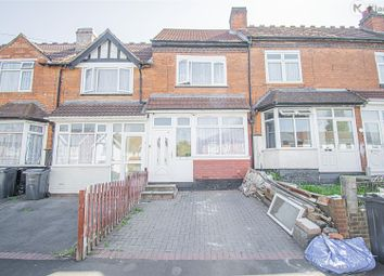 3 bed terraced house for sale in Bromyard Road, Sparkhill, Birmingham B11