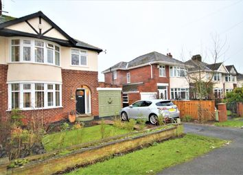 Thumbnail 3 bed semi-detached house for sale in Oxbridge Avenue, Stockton-On-Tees