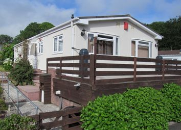 Thumbnail 2 bedroom mobile/park home for sale in Trewhiddle Park (Ref 5612), St Austell, Cornwall