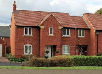 Thumbnail 4 bed property to rent in Anson Road, Shepshed