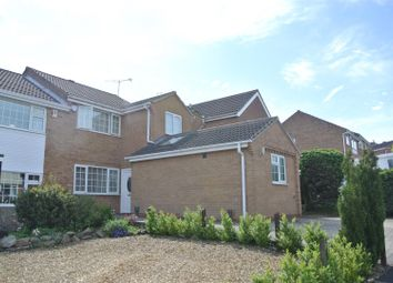Thumbnail 4 bedroom semi-detached house for sale in Gloucester Close, Desford, Leicester