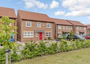 Thumbnail 4 bed detached house for sale in Hamilton Way, Coningsby, Lincs