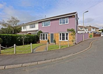 Thumbnail 3 bed semi-detached house for sale in St Andrews Road, Penycoedcae