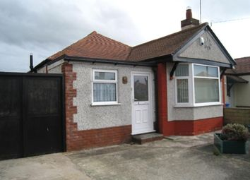 Thumbnail 2 bed detached bungalow to rent in Bryncoed Park, Rhyl