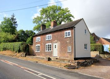Thumbnail 2 bed property for sale in Sandon Road, Hilderstone, Stone