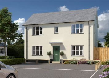 3 bed semi-detached house for sale in Plot 6, Belle Vue Heights, Ashley Road, Uffculme, Devon EX15
