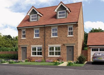 """Thumbnail 3 bed semi-detached house for sale in """"The Tolkien"""" at Otley Road, Killinghall, Harrogate"""