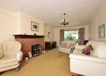 Thumbnail 3 bed detached bungalow for sale in Common Road, Bluebell Hill, Chatham, Kent