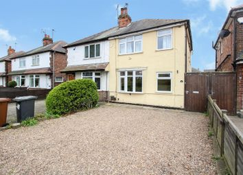 Thumbnail 3 bed property for sale in Doncaster Avenue, Sandiacre, Nottingham