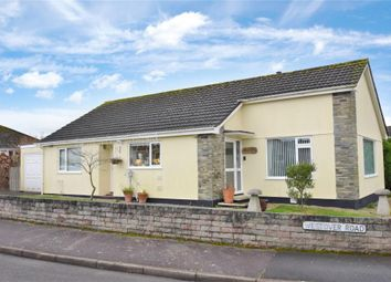 Thumbnail 3 bed detached bungalow for sale in Westover Road, Callington, Cornwall