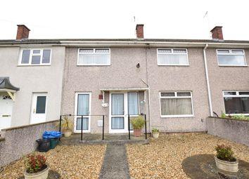 Thumbnail 3 bed terraced house for sale in Dartmouth Walk, Keynsham, Bristol