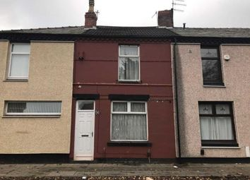 Thumbnail 2 bedroom terraced house for sale in 98 Gray Street, Bootle, Merseyside