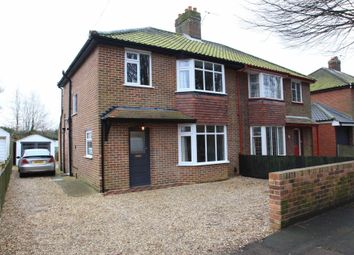 Thumbnail 3 bed semi-detached house to rent in Clabon Road, Norwich