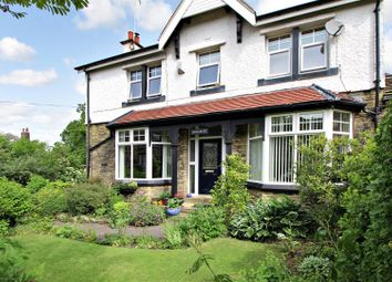 Thumbnail 4 bed end terrace house for sale in Highgate, Bradford