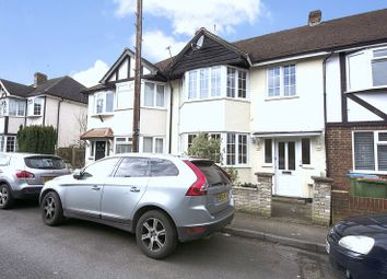 Thumbnail 3 bed terraced house to rent in Devon Road, Hersham, Walton-On-Thames