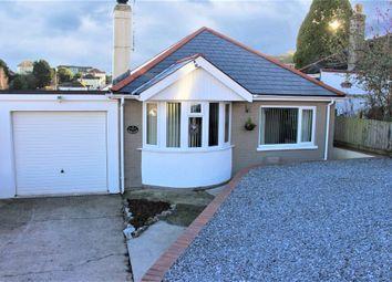 Thumbnail 2 bed detached bungalow for sale in Branksome Close, Preston, Paignton