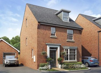 """Thumbnail 4 bedroom detached house for sale in """"Bayswater"""" at Stonnyland Drive, Lichfield"""