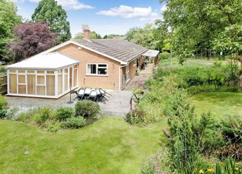 Thumbnail 4 bed detached bungalow for sale in Vicarage Gardens, Bradwell Village, Milton Keynes