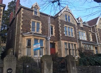 Thumbnail 2 bed flat to rent in Redland Road, Redland, Bristol