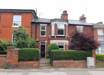 Thumbnail 3 bed terraced house for sale in Bolton Lane, Ipswich