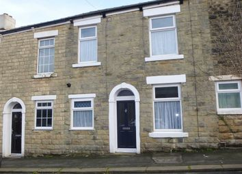 Thumbnail 2 bed terraced house for sale in Lambgates, Hadfield, Glossop