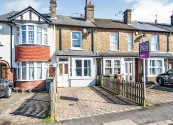 Thumbnail 2 bed terraced house for sale in Herkomer Road, Bushey