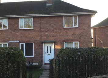 Thumbnail 5 bed semi-detached house to rent in Wilberforce Road, Norwich