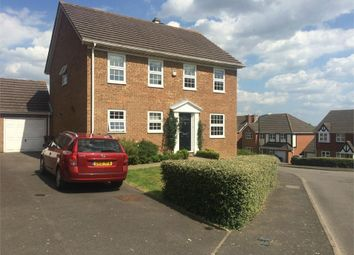 Thumbnail 4 bed detached house to rent in Merryfields, Strood, Rochester
