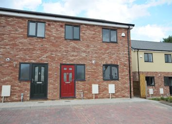Thumbnail 3 bed semi-detached house for sale in Jenner Davies Close, Bridgend, Stonehouse