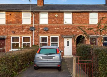 Thumbnail 2 bedroom terraced house for sale in Rawdon Avenue, York, North Yorkshire