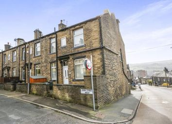 Thumbnail 2 bedroom end terrace house for sale in John Street West, Sowerby Bridge, West Yorkshire
