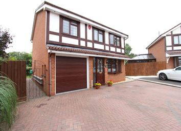 Thumbnail 4 bed detached house for sale in Sudeley, Two Gates, Tamworth