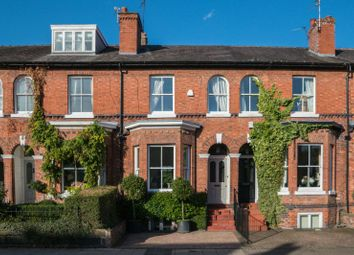 Thumbnail 3 bed terraced house for sale in Hale View, Ashley Road, Hale, Altrincham