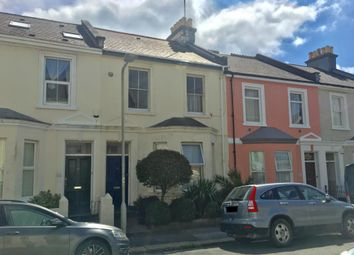 Thumbnail 1 bed flat for sale in First Floor Flat, 63 Palmerston Street, Stoke, Plymouth, Devon