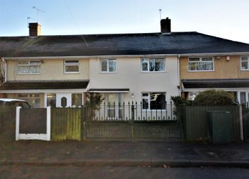 Thumbnail 3 bed terraced house for sale in Gardendale Avenue, Clifton, Nottingham