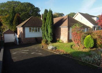 Thumbnail 3 bed detached bungalow for sale in Bassett Green Close, Bassett