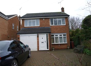 Thumbnail 3 bed detached house to rent in Martins Lane, Hanbury, Burton-On-Trent, Staffordshire
